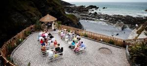 Cafe Terrace area, Tunnels Beaches