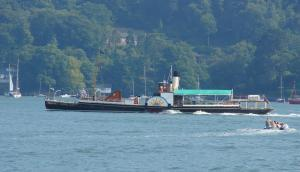 Paddle Steamer trips from Paignton
