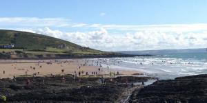 Beaches around Lynton & Lynmouth