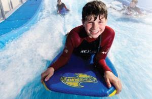 Woolacombe Wave - Surfing Simulator