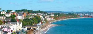 Dawlish, South Devon
