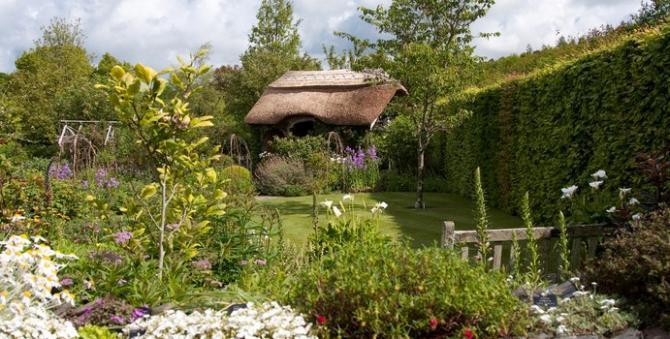 RHS Garden Rosemoor, within easy reach of Chulmleigh
