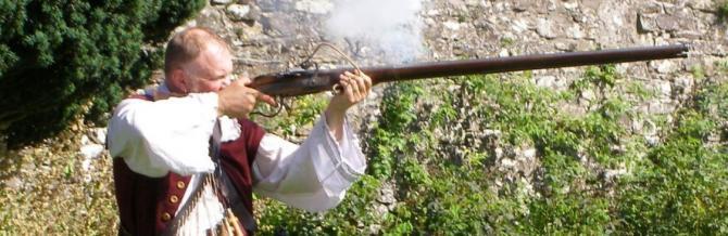 Discover Great Torrington's English Civil War history