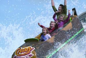 Crealy Adventure Theme Park Devon