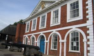 Old Custom House, Exeter Quayside