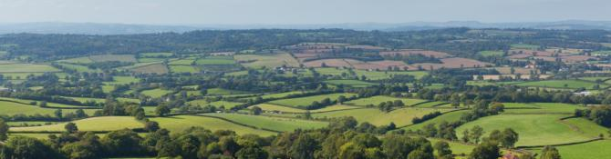 West Country Hidden Gems - The Blackdown Hills AONB
