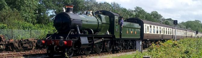 West Somerset Railway - England's Longest Heritage Railway