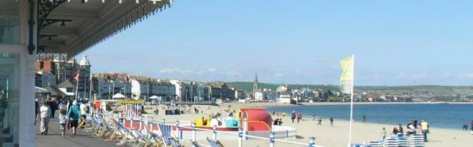 Weymouth Promenade & Beach