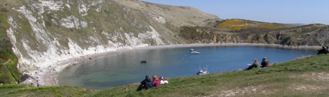 Lulworth Cove, Dorset's Jurassic Coast