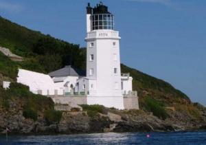 St Anthony Lighthouse, Roseland Peninsula