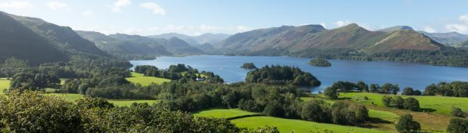 Exploring the Beatrix Potter Trail - Borrowdale in the Lake District
