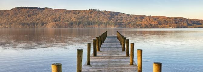 Top 10 Peaceful Retreats - Windermere