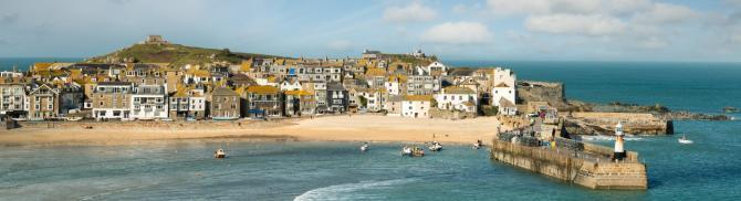 Drift off to St Ives in the Far West of Cornwall