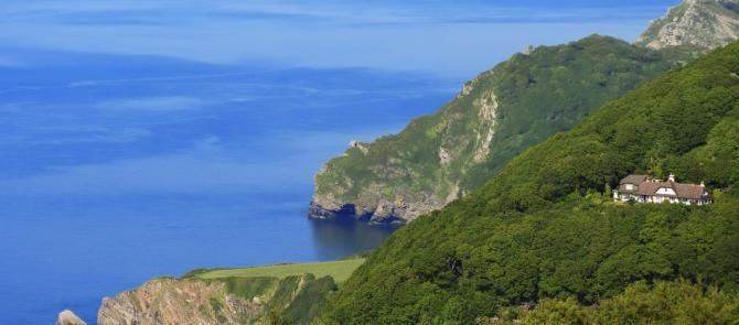 Coastal Escapes - the Lynton & Lynmouth Coast, North Devon