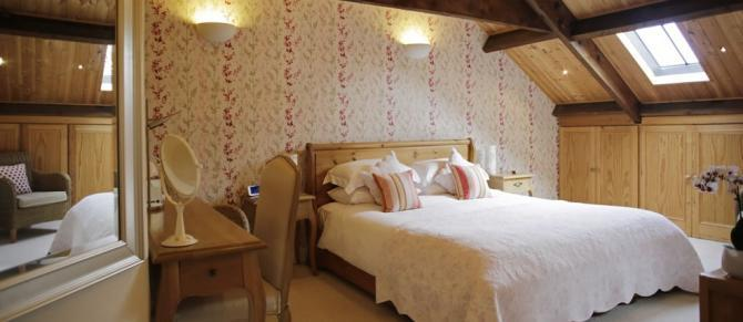 The Old Town Hall Guest House near Bolton Castle - luxury accommodation perfect for honeymooners or wedding guests.