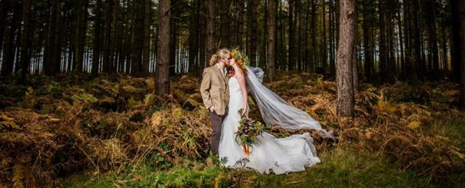 Unique Woodland Weddings at Bivouac