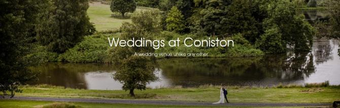 A Wedding Venue Unlike Any Other - The Coniston Hotel near Skipton