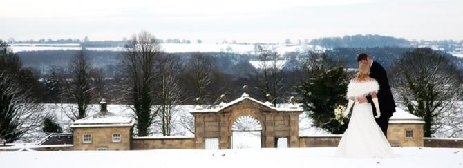 Winter Wedding Packages at Swinton Park, Ripon