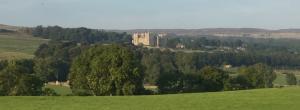 Romantic Bolton Castle, Wensleydale
