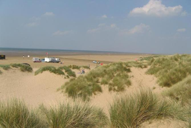 Award-winning Ainsdale Beach