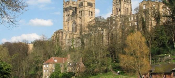 Durham Cathedral on the River Wear - County Durham