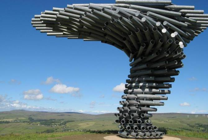 Singing Ringing Tree Burnley
