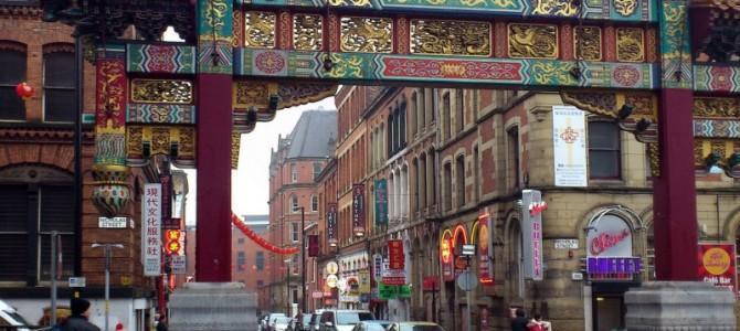 Chinatown, Manchester