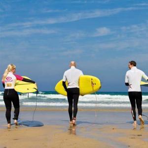 Surf Schools in Westward Ho!