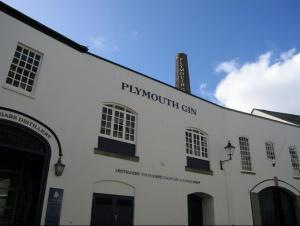 Plymouth Gin, England's oldest working gin distillery