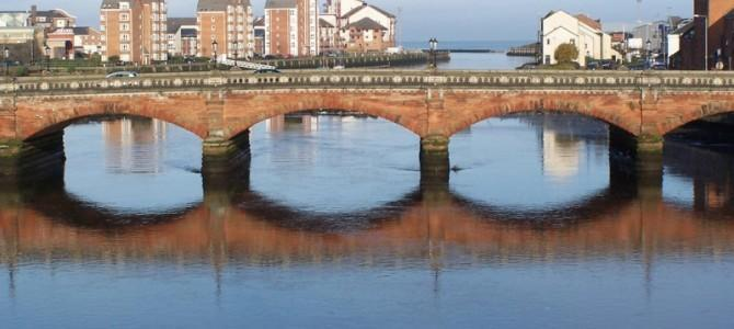 Ayr bridge