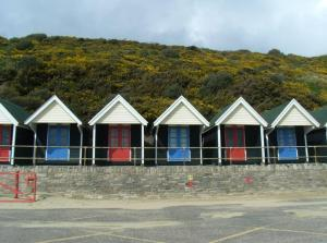Beach Huts, Boscombe