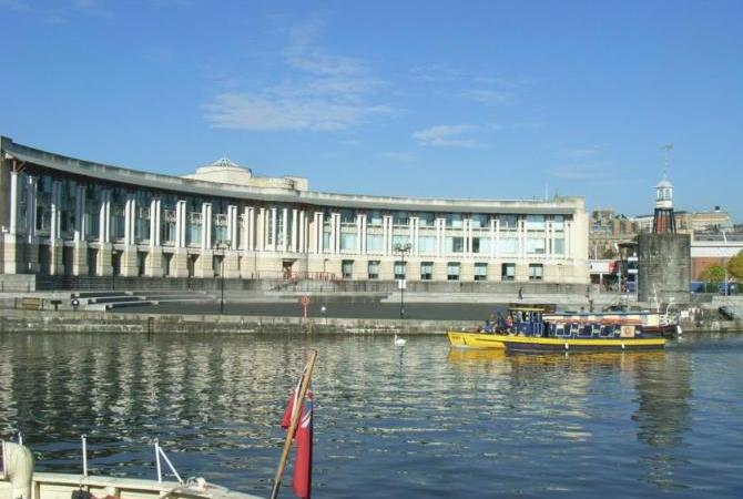 Boat trips from Bristol's Waterfront