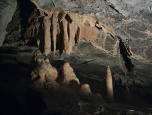 Cox's Cave Tour