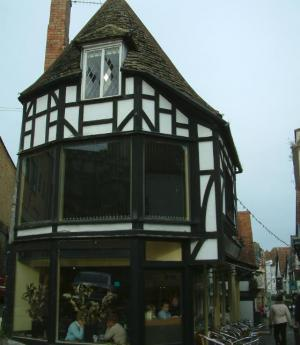 Charming Cafes & Specialist shops in Frome town centre