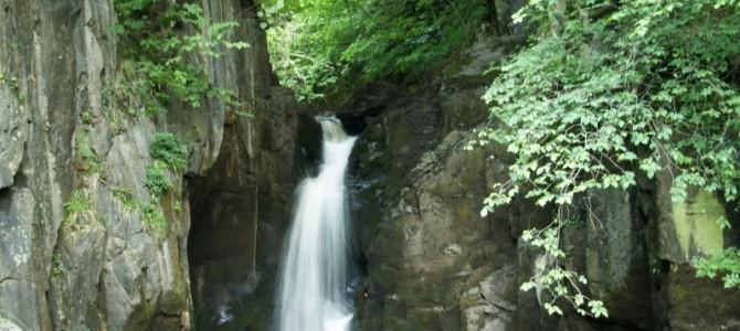 Waterfall Ingleton, Yorkshire