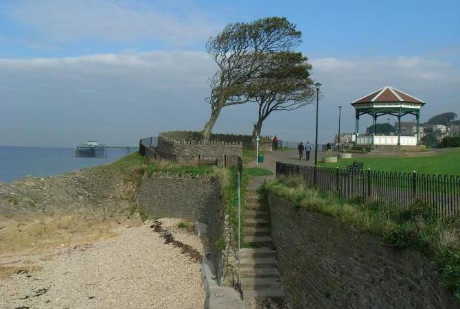 Clevedon Coast and Pier