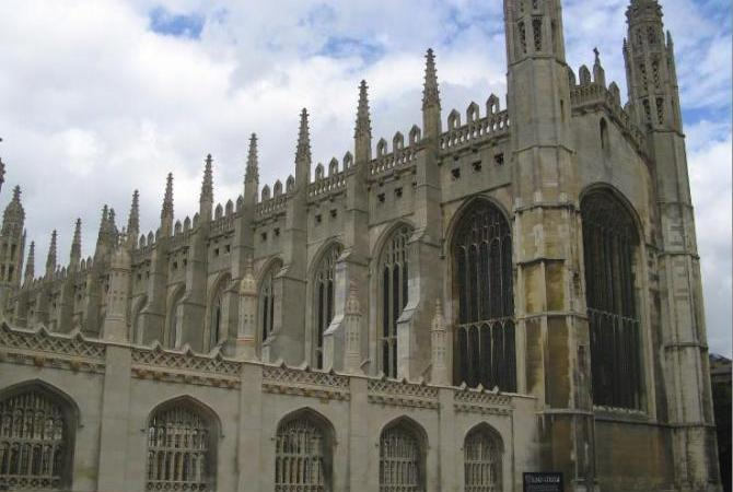 Cambridge Colleges - King's College