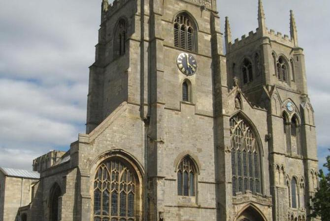 Historic Architecture - St Margaret's Church