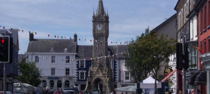 Machynlleth Tower Clock