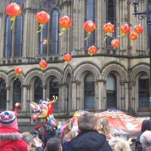 Chinese New Year Free Events in Manchester