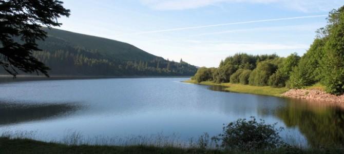 Pentwyn Reservoir, Merthyr Tydfil
