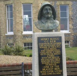 Henry Blogg - the RNLI's most decorated lifeboat crew member