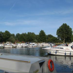 Beccles Quayside, Gateway to the Southern Broads