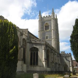 Dedham Parish Church