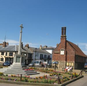 Aldeburgh Museum on the seafront