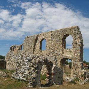 Dunwich Greyfriars Ruins