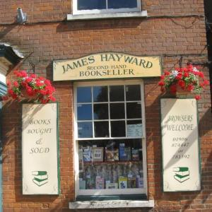Second Hand bookshop in Halesworth