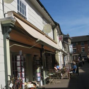 Halesworth town centre