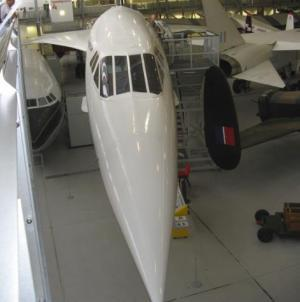 Concorde in AirSpace