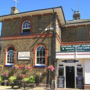 Old Station House Woodbridge